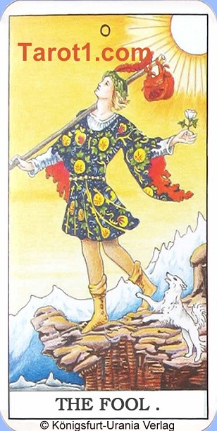 Today's Taurus Horoscope the Fool