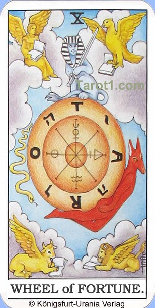 Today's Taurus Horoscope Wheel of Fortune