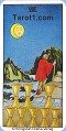 Eight of Cups Tarot card meaning