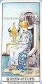 Queen of Cups Tarot card meaning