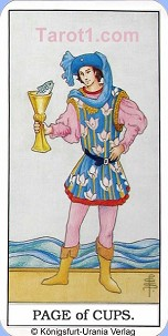 January 11th horoscope Page of Cups