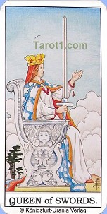 December 26th horoscope Queen of Swords