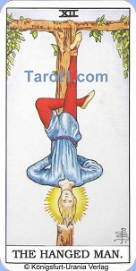 July 2nd horoscope The Hanged Man