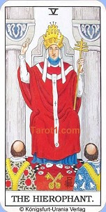 December 4th horoscope The Hierophant