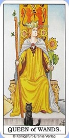 Queen of Wands horoscope in five days