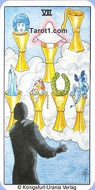 Seven of Cups horoscope in two days