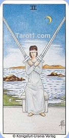 Two of Swords horoscope in six days
