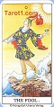 The Fool Tarot card meaning